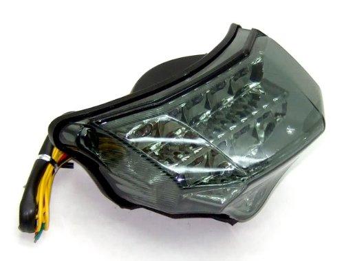MZS LED Tail Light for Yamaha FZ6 FAZER FZ-6 FZ600 2004-2008 Smoke