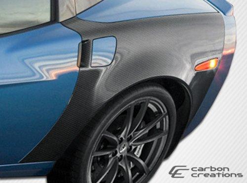 Carbon Creations 105776 ZR Edition Carbon Fiber Fender