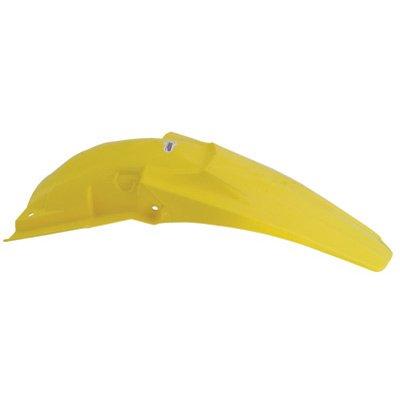 Polisport Carbon Fiber Fender Yellow for Suzuki RM-Z550 10-11