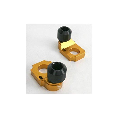 Driven Racing Axle Block Slider - Gold DRAX-108-GD