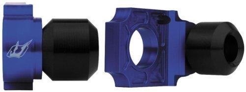 Driven Racing Axle Block Sliders Blue DRAX-108-BL
