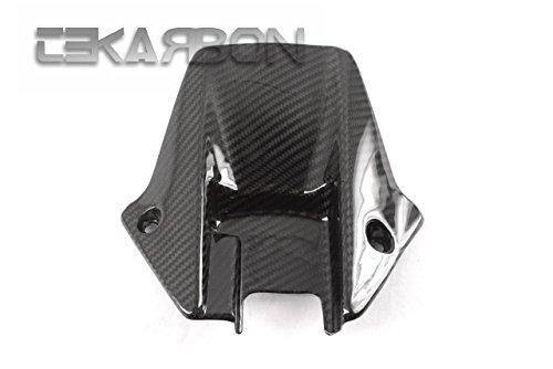 2008 - 2011 Honda CBR1000RR Carbon Fiber Rear Hugger Short - Twill