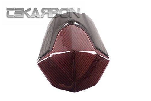 2009 - 2015 Suzuki GSXR 1000 Carbon Fiber Cowl Seat Red  Black