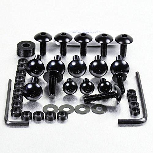 Aluminium Fairing Kit Kawasaki Z1000 Black
