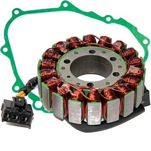 Caltric STATOR GASKET Fits HONDA 600 CBR600F4i CBR-600F4i 2001-2006