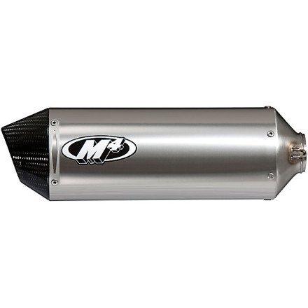 M4 Exhaust Slip On System Yamaha YZF-R6 03-05YZF-R6S 06-09 Titanium
