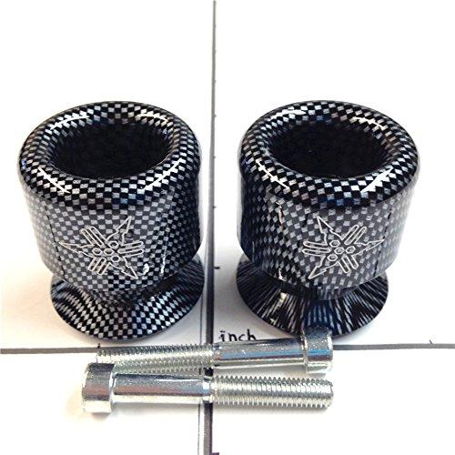 Swingarm Spools Slider for Yamaha YZF R1 R6 R6S YZFR1 YZFR6 YZFR6S YZF-R6S Carbon by XKH