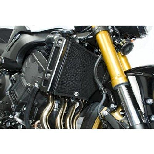 R&G Radiator Guard BLACK - Yamaha FZ-1  FZ-8