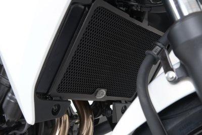 R&G Radiator Guards for Honda CB500F and CB500X models RAD0150BK