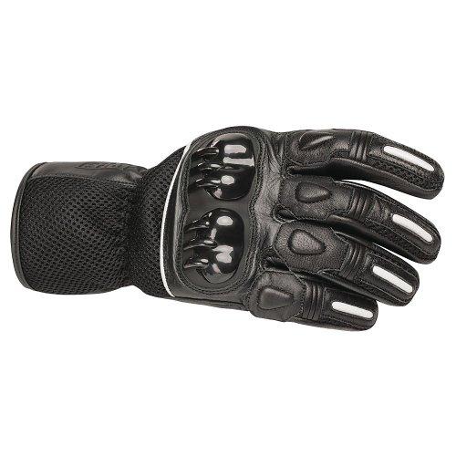 BILT Air Pro Mesh Motorcycle Gloves - XL Black
