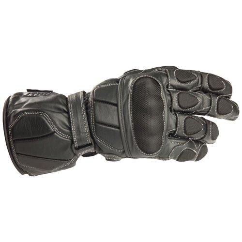 BILT Demon Waterproof Motorcycle Gloves - XL Black