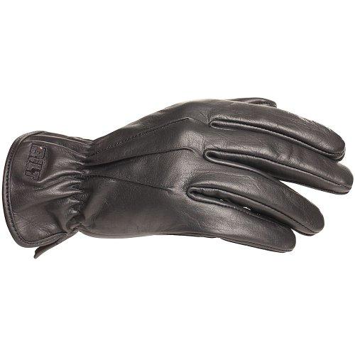 BILT Highway Leather Motorcycle Gloves - XL Black