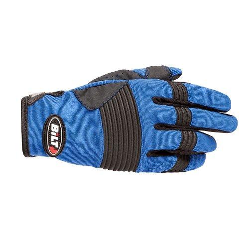 BILT Takedown Off-Road Motorcycle Gloves - XL BlueBlack
