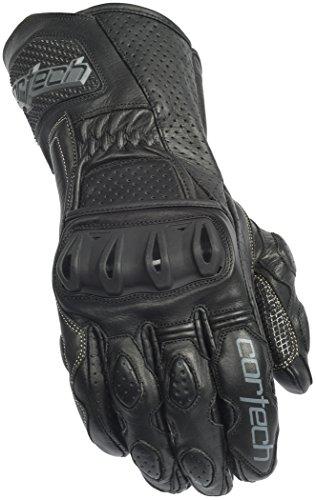 Cortech Latigo 2 RR Adult Street Bike Motorcycle Gloves XL black X-Large