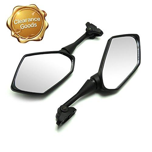 KEMIMOTO CBR 600 F4 Rearview Mirrors for Honda CBR 600 F4 F4I 1999-2006 HYOSUNG GT125R GT250R