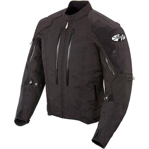 Joe Rocket Atomic 40 Mens Riding Jacket Black Large