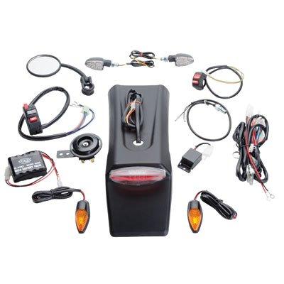 Tusk Motorcycle Enduro Lighting Kit Fits Honda XR250 1990–2004