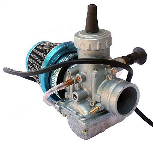 KIPA Carburetor air filter kit for KAWASAKI KX60 KX65 KTM 65 SX XC SUZUKI RM60 RM65 RM80 Carburetor Carb