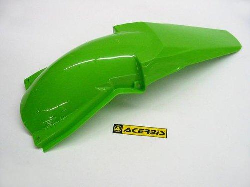 ACERBIS REAR FENDER GREEN KAWASAKI KX125 KX250 03-07