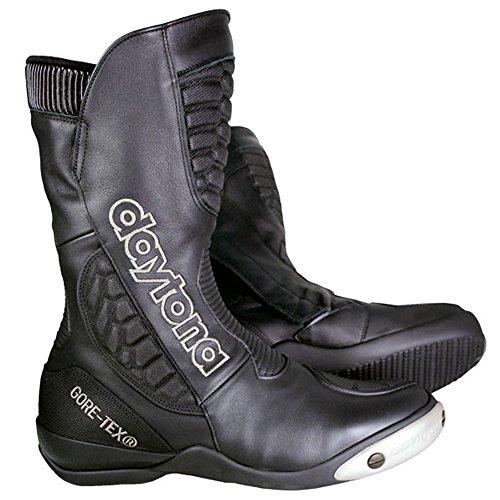 Daytona Strive Gtx Black Motorcycle Boot