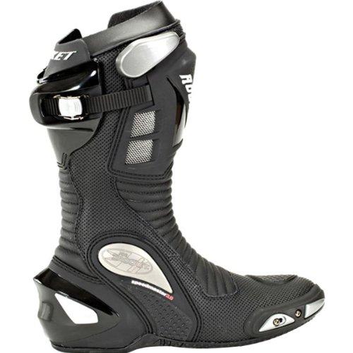 Joe Rocket Speedmaster 30 Mens Black Motorcycle Boots - 13