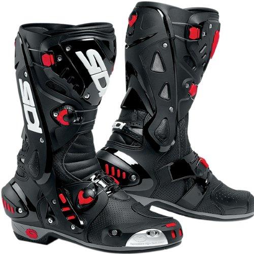 New 2015 Sidi Vortice Air BlackBlack Motorcycle Boots