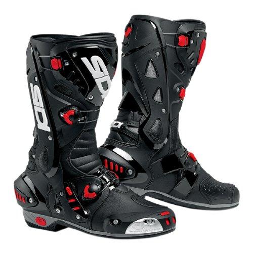 New 2015 Sidi Vortice BlackBlack Motorcycle Boots