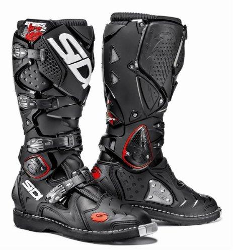 Sidi Crossfire 2 Black Motorcycle Boots