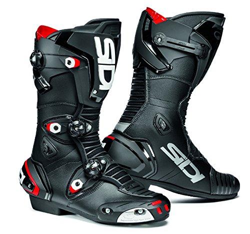 Sidi Mag 1 Black Motorcycle Boots