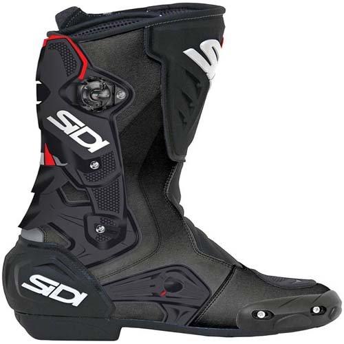 Sidi Roarr BlackBlack Motorcycle Boots