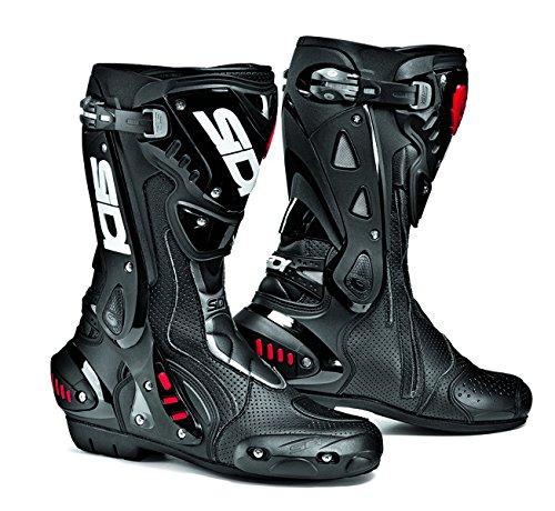 Sidi ST Air Black Motorcycle Boots