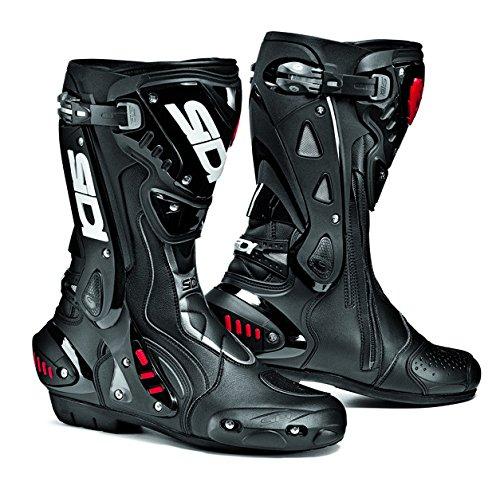 Sidi ST Black Motorcycle Boots