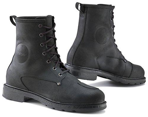 TCX X-Blend Waterproof Black Motorcycle Boots 7300W 45  11