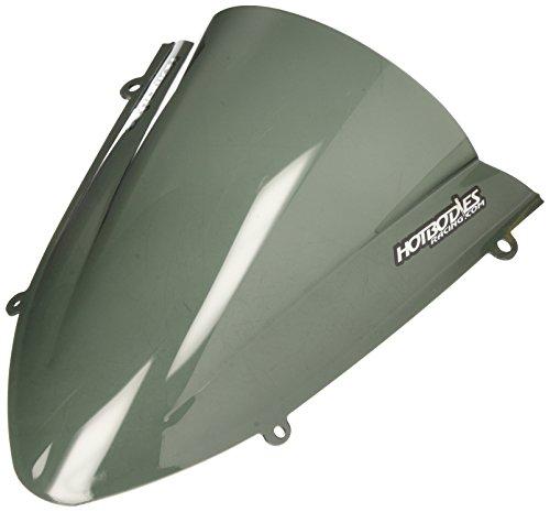 Hotbodies Racing 50802-1609 Dark Smoke Tall Dual Radius GP Windscreen