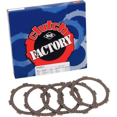 1991 Honda CBR600F F2 Kevlar Series Friction Disc Set Manufacturer KG Clutch Factory KEV HIGH PERF DISC SET