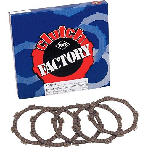 KG Clutch Factory KG300-8HPK Kevlar Series Friction Disc Set