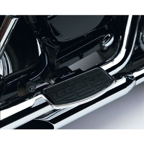 Cobra Passenger Floorboards for 2004-2009 Honda VTX1300C