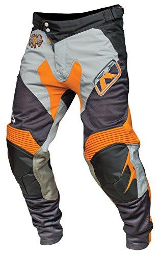 Klim XC Mens Dirt Bike Motorcycle Pants - Orange  Size 36