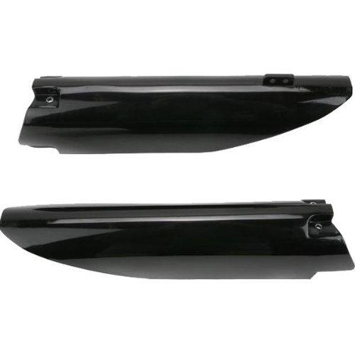 UFO KA04701-001 Replacement Plastic FOR KAWASAKI FORK COVER KXF2450 09 BLACK