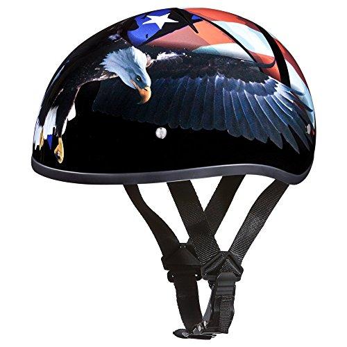 DOT DAYTONA SKULL CAP- W FREEDOM
