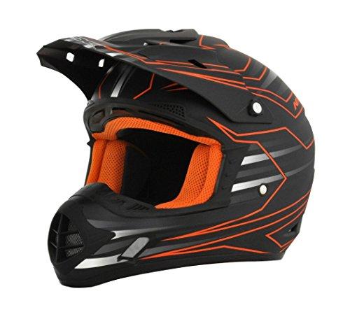 AFX FX-17 Mainline Mens Motocross Helmets - Large