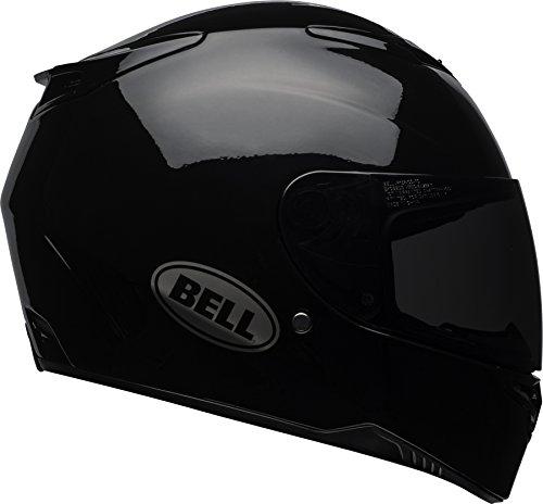 Bell RS-2 - Gloss Black - Street Motorcycle Helmet - Large