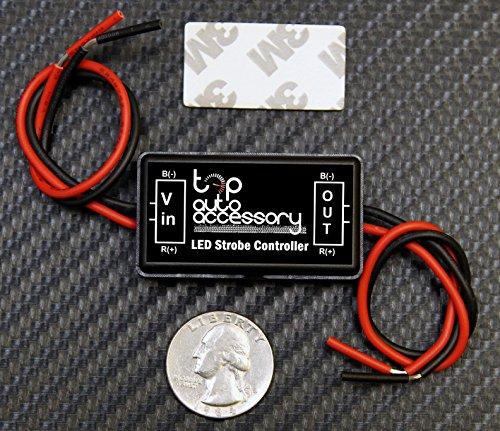 LED Brake Stop 12V Light Strobe Flash Flasher Safety Module Controller for Argo Atv
