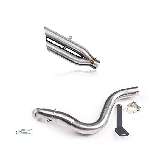 2013 - 2016 KTM Duke 390 Danmoto XG-1 Racing Exhaust