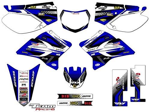 Team Racing Graphics kit for 2005-2017 Yamaha TTR 230 ANALOG Complete Kit