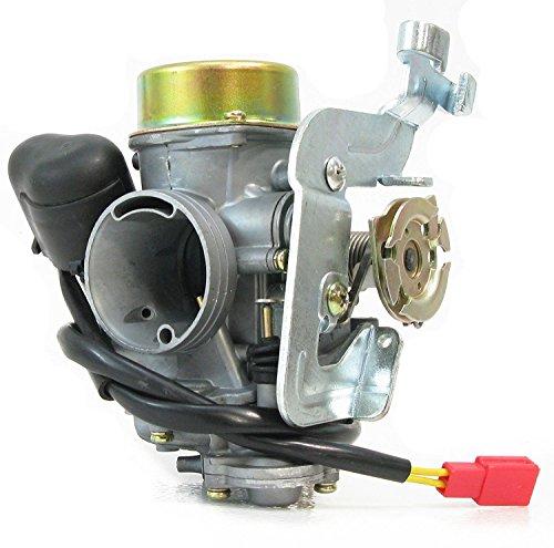 CVK 30 Carburetor for Roketa Titan Midwest Elstar Manco Talon Linhai 260cc 300cc ATV UTV