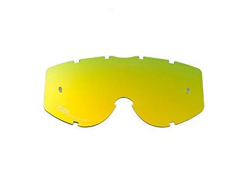 Daytona DAYTONA PROGRIP goggles lens multi-layered yellow mirror PGS3247 90865