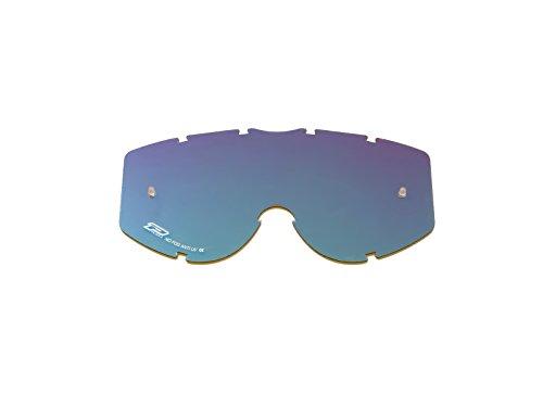 Daytona DAYTONA PROGRIP goggles lens rainbow mirror PGS3297 90884