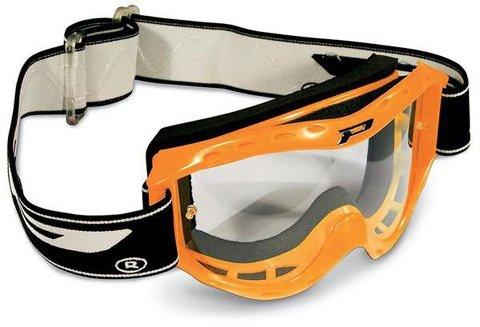 Progrip New Youth Anti-Fog Goggles Orange