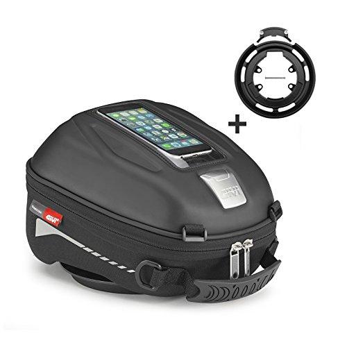 Tank Bag Set Honda Varadero XL 1000 V 99-11 Givi ST602 Tanklock  Ring